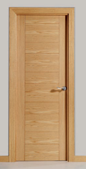 Carpinteria y decoracion h ortiz puerta mod viva for Puerta de roble macizo castorama