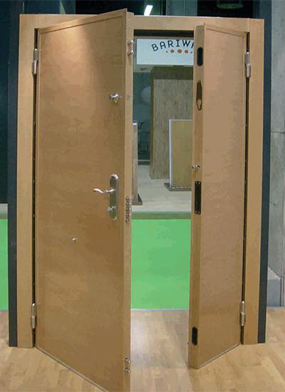 Carpinteria y decoracion h ortiz modelos especiales a - Puertas de aluminio doble hoja ...