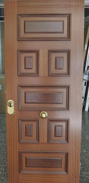 Precio puerta blindada exterior good precio puerta for Precio puertas blindadas exterior